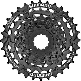 Shimano CS-HG200 - Cassette - 7 vitesses 12/14/16/18/21/26/32 dents noir